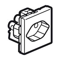 Arteor 10Amp Shuttered Type 13 - White  | LV0501.2419