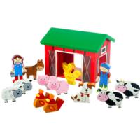 Farm Yard Play Set
