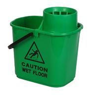 Professional socket mop bucket
