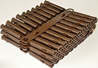 Brown Wall Plugs 100pieces
