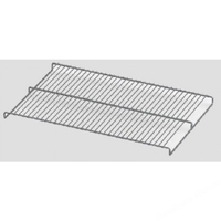 Accessory Shelf St./Steel Wire For 108/161L I