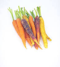 Carrots: Rainbow Baby - Bunches