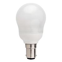 Solus 7 Watt SBC Round CFL