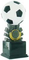 15cm Soccer Ball Award to suit 25mm Decal