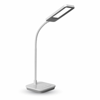 7W LED Table Lamp 3 in 1 Dimmable Grey Body