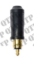Plug For Cigarette Lighter Socket - 12V/15A Male