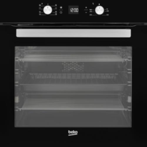Beko Single Multifunction Oven - Black