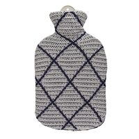 Cotton Covered 2L Hot Water Bottle Priya