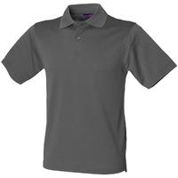 Henbury Coolplus Wicking Piqué Polo-shirt