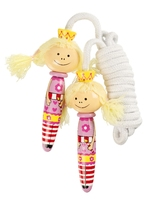 Skipping Rope Fairy. (Priced in singles, order in multiples of 6)