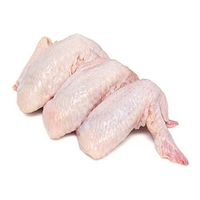 Fresh Chicken Wings skin-on  (KG)