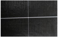 AgroPro Groundcover Heavy Duty 130g 3.30m x 100m - Black