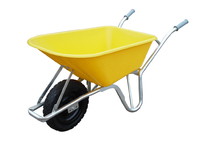Sitebuilder Wheelbarrow Spare Pumped Wheel