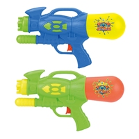 Water Gun Pump Action 30cm assorte Order X2's