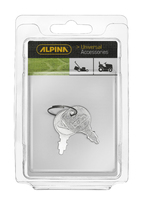 Lawnmower Ignition Key Short ( Blisterpack ) - 4760000-01A