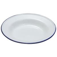 Enamel Deep Plate 24cm