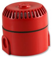 SURFACE SOUNDER RED 24 VOLT