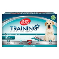 Simple Solution Training Pads Economy 100-Pack x 1