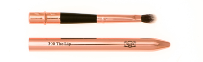 The Lip Brush with Lid (Rose Gold 300)