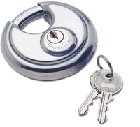 Close Shackle Padlock - 70mm Stainless