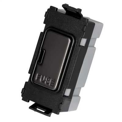 Flatplate Grid Black Nickel Module black|LV0701.1090