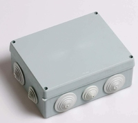 Junction box no. 5 IP65 400x350x120