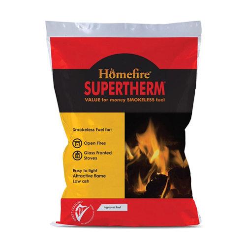 Supertherm Coal 20Kg Bag (Smokeless)