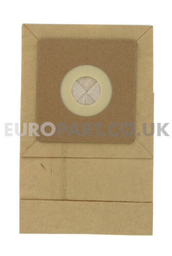 Argos Proaction Dd4053400; Dirt Devil Dd818; Tesco Vc206 Paper Bags (Pack Of 5)