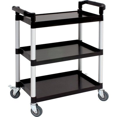 Trolley 3 Tier Polypropylene 1030 x 500 x 910mm