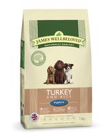 James Wellbeloved Puppy - Turkey & Rice 7.5kg