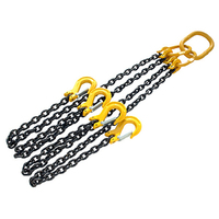 Neilsen Lifting Chain 1 Meter 4 Legs 4 Ton  CT2064