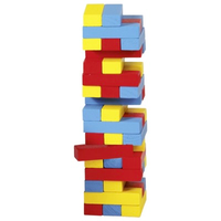 Colourful Mini Tumbling Tower (45 Pcs)