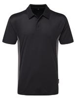 "TuffStuff Elite Polo Work Shirt Black X Large (48-50"")"