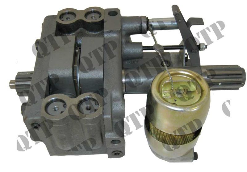 Pto Hydraulic Eb 1685 3 Pump : Hydraulic pump assy fe mk quality tractor