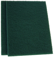 Green Scouring Hand Pads