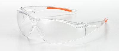 Univet 513 Clear Lens Safety Glasses