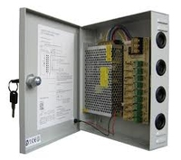 12v 15A 9 Output  CCTV Wall Power Supply