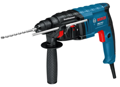 Bosch GBH 2-20D 110v 650w 20mm 3 Mode SDS Plus Combination Drill 1300rpm 4980bpm 1.7 Joules 2.3kg