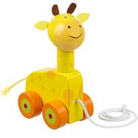 Giraffe Pull Along