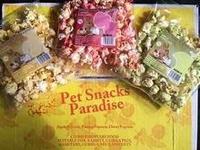 Pet Snacks Paradise Mixed Fruit Popcorn 18g x 24
