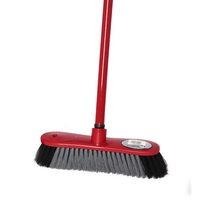 Sweeping Brush c/w Metal Handle
