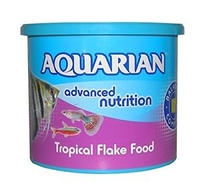 Aquarian Tropical Fish Food 200g x 1