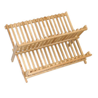 Beech Wood Dishdrainer - 40cm