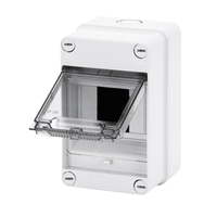 Gewiss 4 MOD Surface IP55 Enclosure