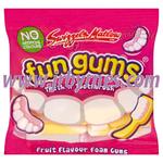 Bags FunGums Teeth & Toothbrush 40c x24