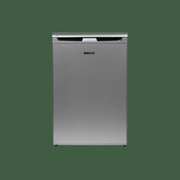 Beko UF584APS 55cm Under Counter Freezer - Silver