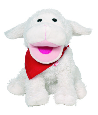 Goki Sheep Hand Puppet Suse.
