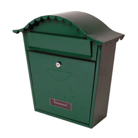 Sterling Classic Post Box Green