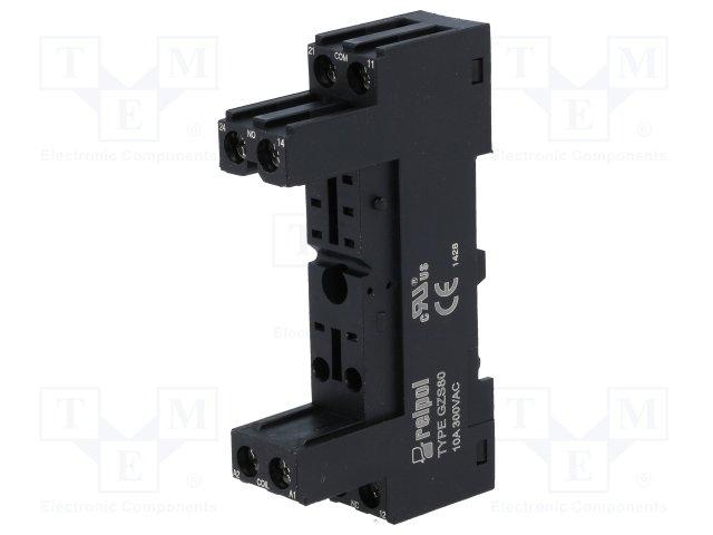 Prime Relpol Gzs80 Relay Bases Demesne Demesne Wiring 101 Vihapipaaccommodationcom