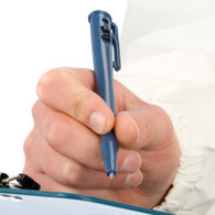 Detectable Pens and Writing Equipment